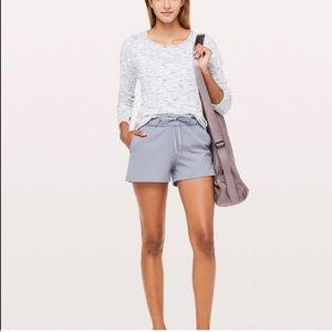 Lululemon on the Fly shorts
